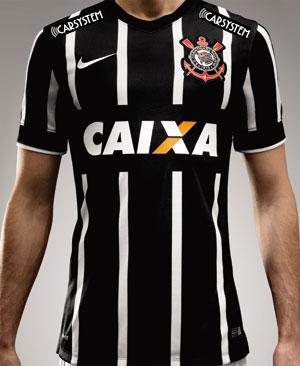 Camisa Corinthians Carsystem